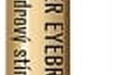 Dermacol Powder Eyebrow Shadow 1 g tužka na obočí pro ženy 1