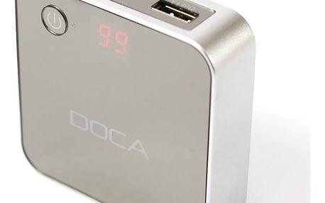 DOCA 8400 D525 Barva: stříbrná