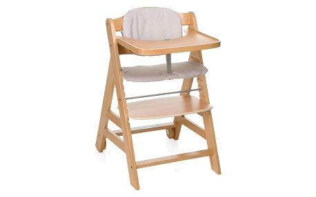 HAUCK Jídelní židlička Beta+B natural