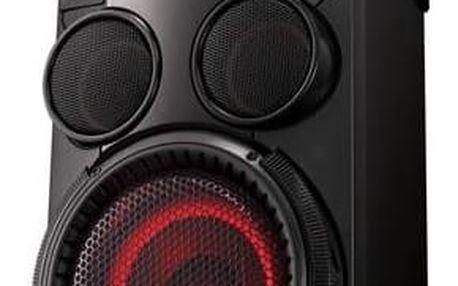 Party reproduktor LG OM7560 černé + Doprava zdarma