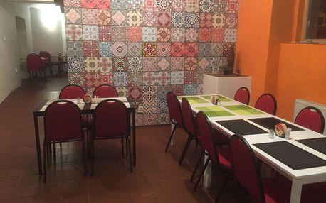 Poukázky za vše z menu v nové Indické restauraci Kurkuma