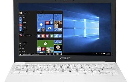 Notebook Asus VivoBook E12 E203NA-FD021TS (E203NA-FD021TS) bílý + Doprava zdarma