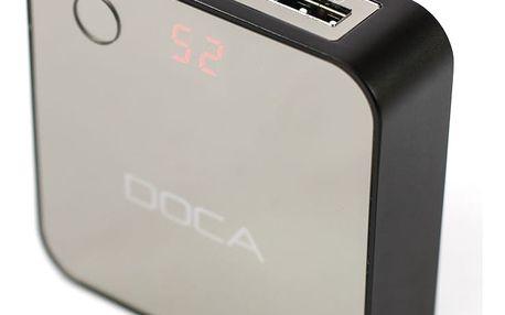 DOCA 8400 D525 Barva: černá