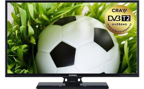 Televize Hyundai HLN 32T111 černá + DOPRAVA ZDARMA