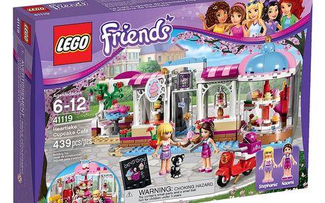 LEGO® Friends 41119 Cukrárna v Heartlake