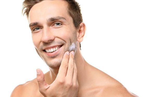 Kompletní kosmetické ošetření pro pány