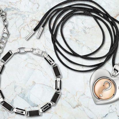 Pánské i dámské šperky značky Morellato