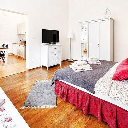 Apartmány v centru Kutné Hory a bylinná koupel