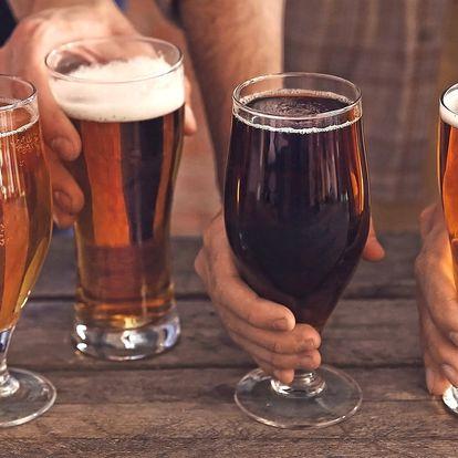 Exkurze a degustace s jiskrou v pivovaru Volt