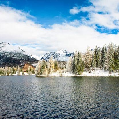 Vysoké Tatry: wellness a lyžování