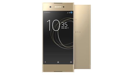 Mobilní telefon Sony XA1 (G3112) Dual SIM (1308-4516) zlatý + DOPRAVA ZDARMA