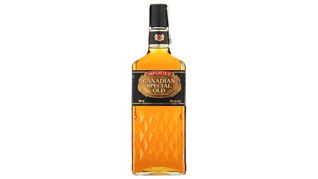 Canadian Special Old Whisky 0,7l 40%