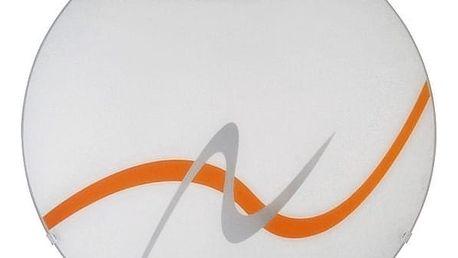 Stropní svítidlo Rabalux 1816 Solo/bílá-oranžová