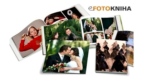 Fotokniha s vlastními fotografiemi ve formátu A4 v pevné vazbě se 40, 60 či 80 stranami