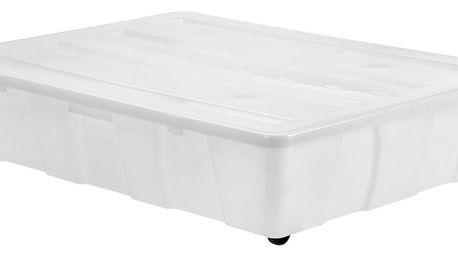 Úložný box pod postel easy big, 79.5/18.0/58.3 cm