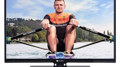 Televize GoGEN TVH 24P266T černá + Doprava zdarma