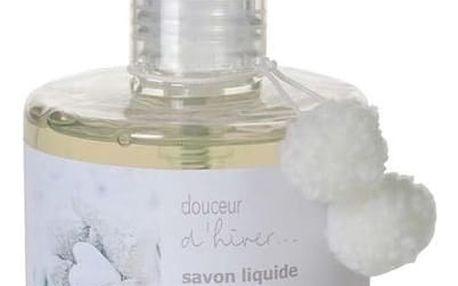 Lothantique Tekuté mýdlo Lothantique - Sladká zima, bílá barva, plast
