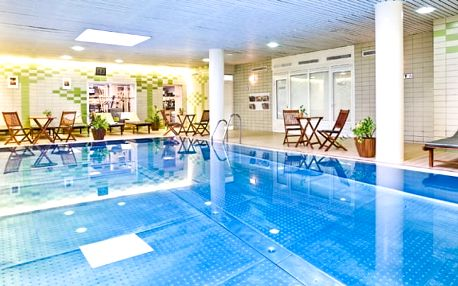 Budapešť ve 4* hotelu Danubius s wellness