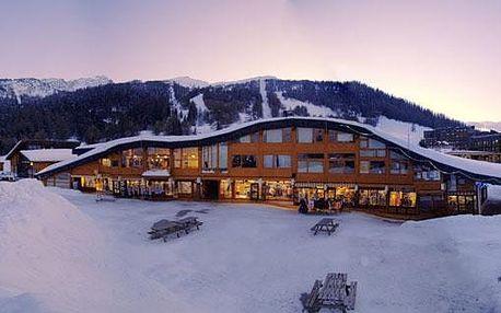 Francie: 10denní lyžařský pobyt pro 1 osobu, 8denní skipas, doprava