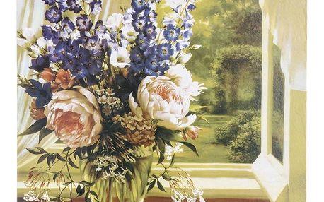 Obraz na stěnu - Květiny ve váze