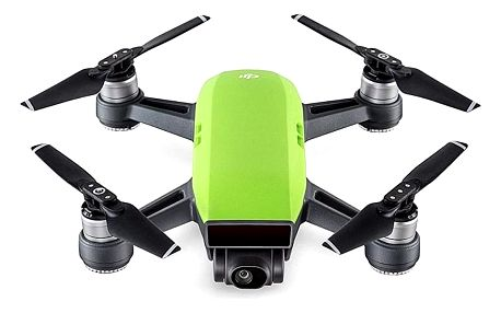 Kvadrokoptéra DJI Spark, Fly More Combo, Meadow Green DJIS0202C