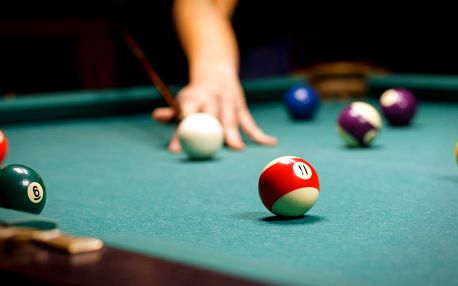 1 nebo 2 hod. hry kulečníku v Billiard centru