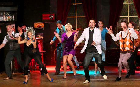 Divadlo Radka Brzobohatého: 2 vstupenky