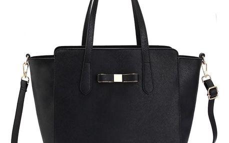 Dámská černá kabelka Koko 402