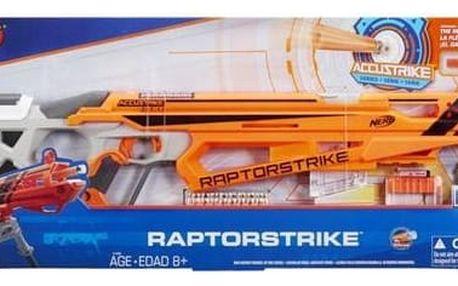 NERF Hasbro Accustrike RaptorStrike + Doprava zdarma