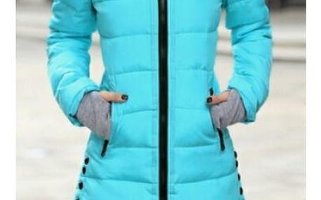 Prošívaná zimní bunda Pia - 13 barev