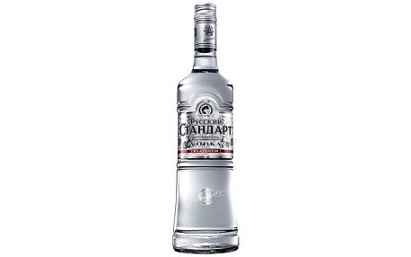 Vodka Russian Standard Platinum 1l 40%