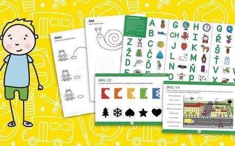 Online kurz pro předškoláky