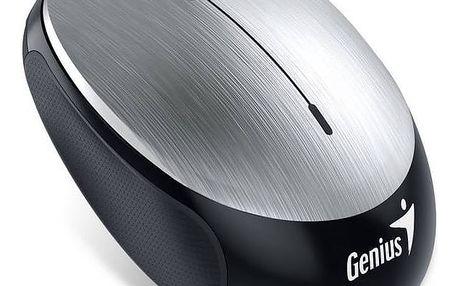 Myš Genius NX-9000BT (31030120102) stříbrná