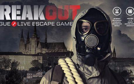 Nukleární Bunkr: Strhující zážitek pro 2–6 hráčů
