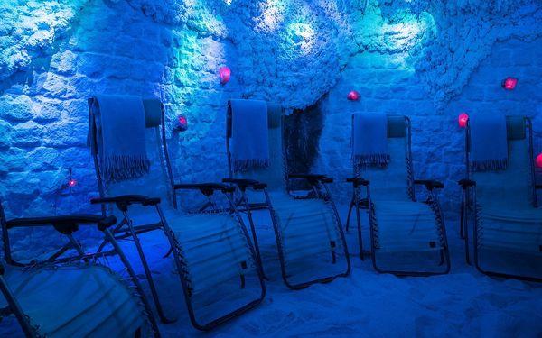 45minutový relax v solné jeskyni