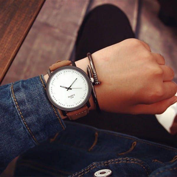 Unisex ležérní hodinky - 4 varianty