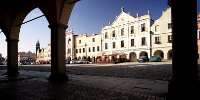 Hotel U Černého orla (Telč)