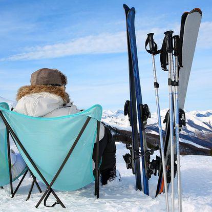 Zima na Lipně: vybavené apartmány až pro 5 osob