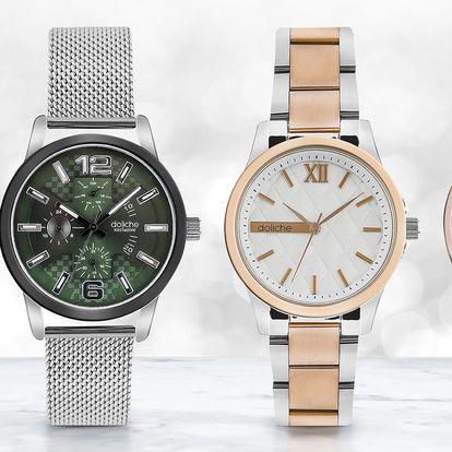 Pánské a dámské hodinky Doliche