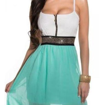 Dámské letní nebo společenské elegantní šaty