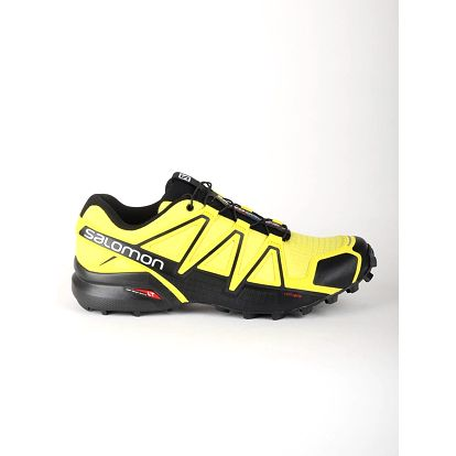 Boty Salomon SPEEDCROSS 4 CORONA YELLOW/YE/BK Žlutá