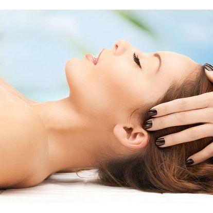 Antistresová masáž hlavy, šíje, obličeje a rukou