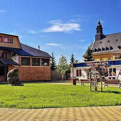 3–6denní pobyt pro 2 s polopenzí i vířivkou v hotelu Fojtů v Jeseníkách