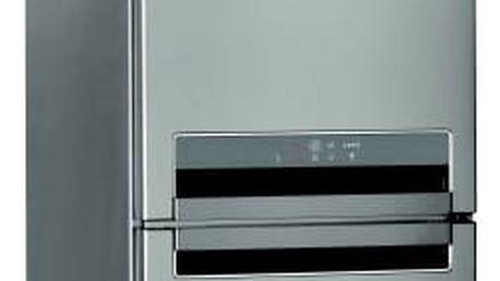 Kombinace chladničky s mrazničkou Whirlpool BSNF 8421 OX nerez + DOPRAVA ZDARMA