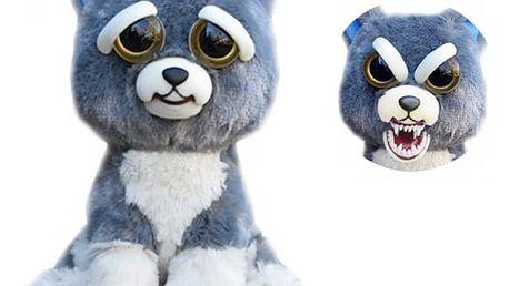 Strašidelní plyšáci Feisty Pets