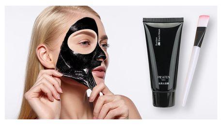 Pleťová maska Pilaten pro hloubkové čistění pleti