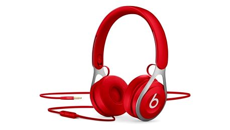 Sluchátka Beats EP On-Ear (ML9C2ZM/A) červená
