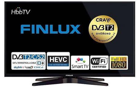 Televize Finlux 32FFB5660 černá + Doprava zdarma