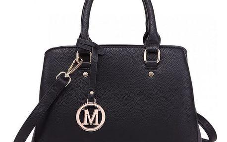Dámská černá kabelka Noelle 1752