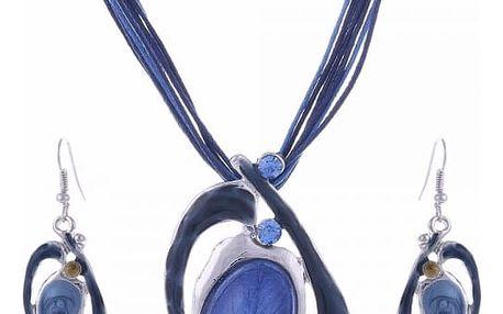 Extravagantní dámské šperky - 4 barvy